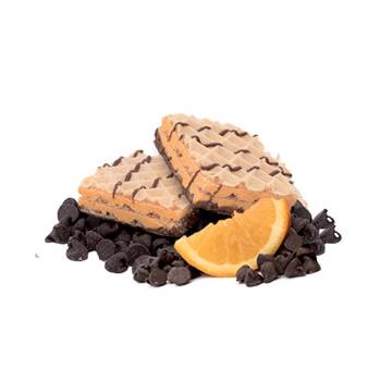 Orange Flavored Wafers
